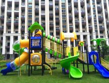 outdoor playground-Sunligh series