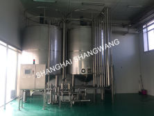 5T/H Pasteurized milk production line
