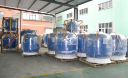 Our factory--sand filter area
