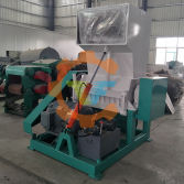 Palm Fiber Crusher Process