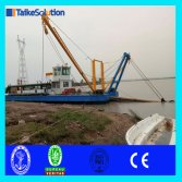 Dredger in Indonesia