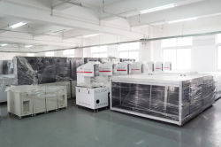 Solar equipment warehouse