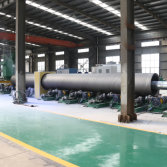 Project of coating line