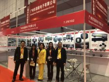 Teehon attended the 2018 Automechanika Shanghai Fair