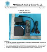 ATA Test for X8 mini tv box