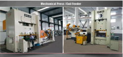 Mechanical Press Stamping Line