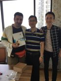 Iran customer visited us, they need Neo cubes.