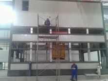 HE group paint booth
