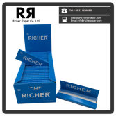 Richer 13GSM to 20GSM Brand Cigarette Rolling Papers