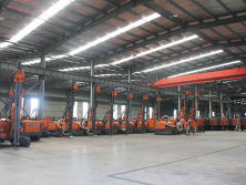 Automatic Integrated Drilling Rig workshop