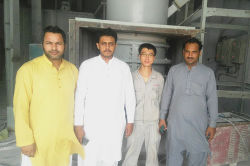 Pakistan Customer