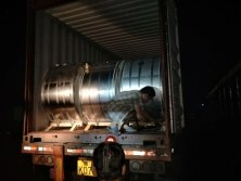Stainless Steel Coil Delivery on 2017.04.13