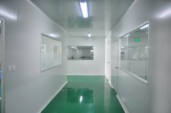 Laboratory access for disinfectant products