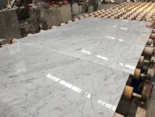 Bianco Carrara White Marble Slab