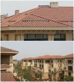 Shanghai roof tile project