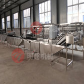 Vegetable/ Fruit Cleaning and Disinfection Machine
