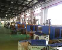 Injection Machine Of Master Cleaner