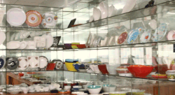Melamine Product display