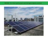 Wind Solar Power SystemRoof Mounted