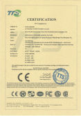 CERTIFICATION Of Complicance