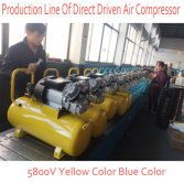 5800V Direct Driven Air Compressor Production Line