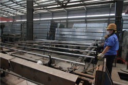 Pipe producing line 3