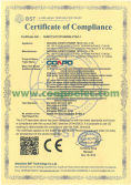 CE Certificate Compliance for Inverter