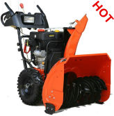 "13hp 30"" professional snow blower"
