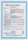 CE certificate of our rotary tablet press machines