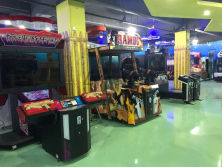 Arcade Game Machine Showroom