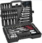 120PCS Socket Wrench Set, Automotive Tools for Maintenance
