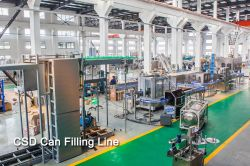 4000BPH CSD Can Filling Line