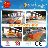 roll forming machine workshop