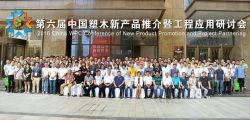 6th China WPC Conference Of New Product Promotion And Project Partering