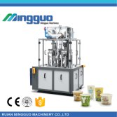 MG-TF TOP FLATTEN CUP MAKING MACHINE
