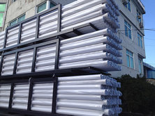 Plasric PVC pipes