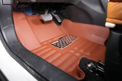 Special Type 3D PVC Leather Car Mat