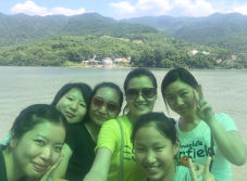 Company Tour to Qiandao Lake