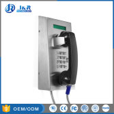 2017 New SIP Prison Telephone, Inmate Telephone, Public Vandal Proof Telephone