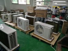 USA Hot Sale OEM 12000 18000 24000BTU 100% Solar Panel Energy Thermal Absorption Air Conditioner