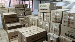 Truck Spare Parts Warehouse