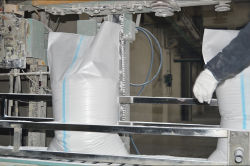 Soda ash production line