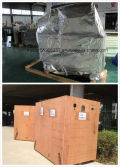 Fumigated wooden case package