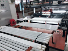 T8 tube production line