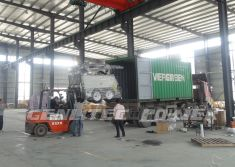 4 sets of GLT9000-9H light towers to South Africa