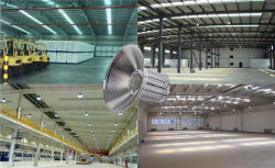 Industrial lighting applications