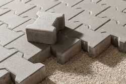 interlocking paver