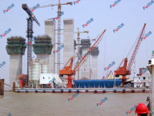 FOCUS Barge-mounted Concrete Batching Plant