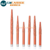 CNC Carving Tool Electroplated Diamond Router Bits for Granite