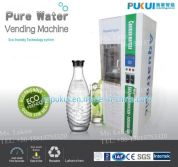 Water vending machine Installation